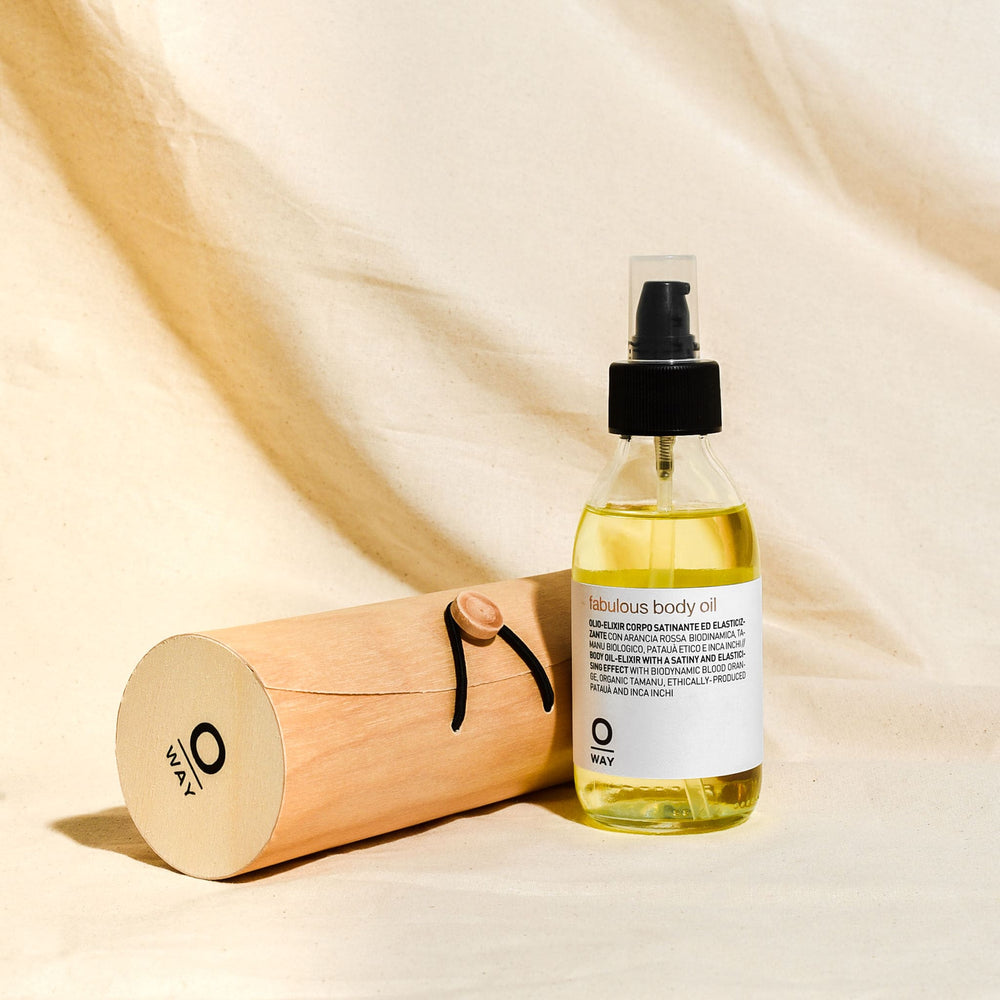 FABULOUS BODY OIL 140ML