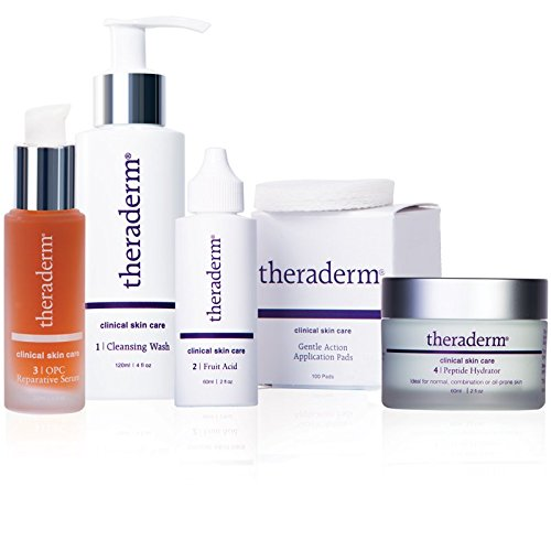 THERADERM Skin Renewal System WITH CHOICE OF MOISTURIZER