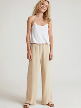 Load image into Gallery viewer, Smocked Waist Wide Leg Pant