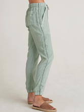 Load image into Gallery viewer, Trimmed Side Seam Jogger - Havana Olive