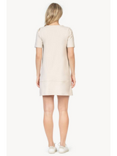Load image into Gallery viewer, Short Sleeve A-Line Dress