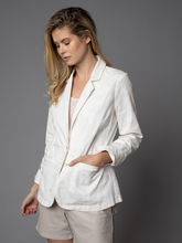 Load image into Gallery viewer, White Camo Blazer