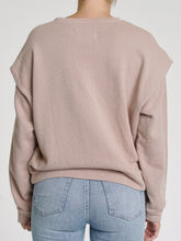 Load image into Gallery viewer, Lenora Flange Sweatshirt
