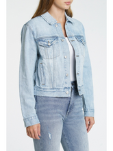 Load image into Gallery viewer, Saba Fitted Denim Jacket