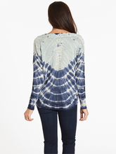 Load image into Gallery viewer, London Tie Dye Sweatshirt