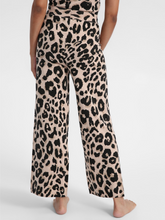 Load image into Gallery viewer, Leopard Knit Pant