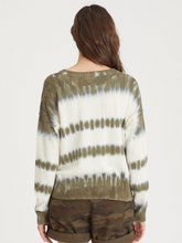 Load image into Gallery viewer, Sunsetter Tie Dye Sweater