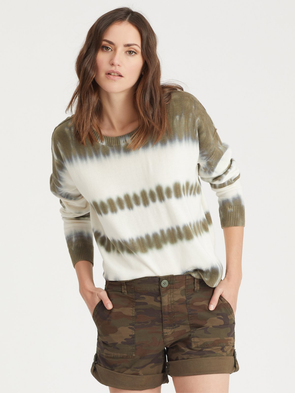 Sunsetter Tie Dye Sweater