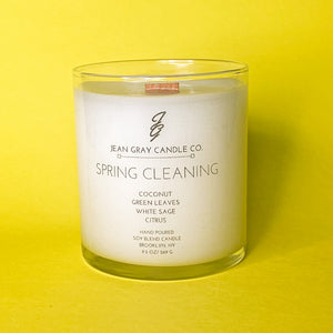 Spring Cleaning Soy Blend Candle