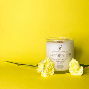 Honey Dip Soy Blend Candle