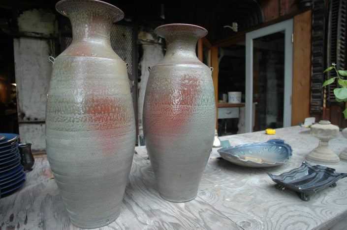 Commercial Pottery Gallery