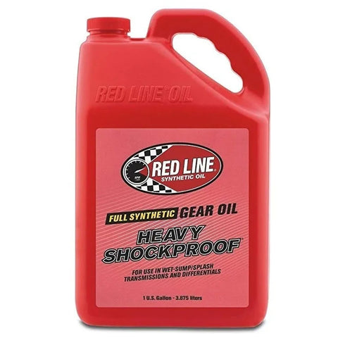 Aceite Red Line Heavy Shockproof 1 Galón