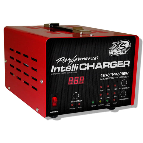 Cargador de bateria XS Power Intellicharger 1005E 12-16v