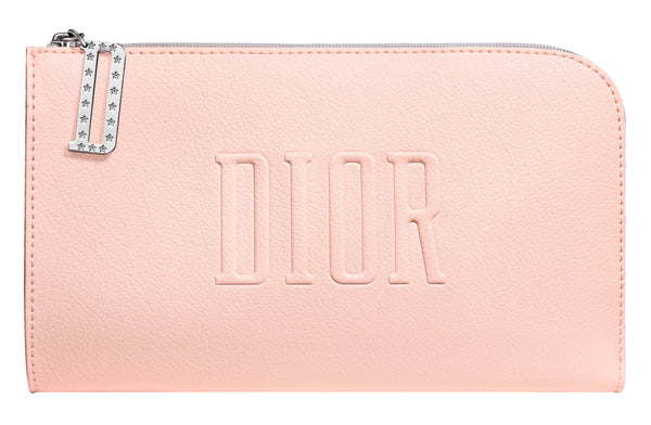Dior Pink Flat Pouch