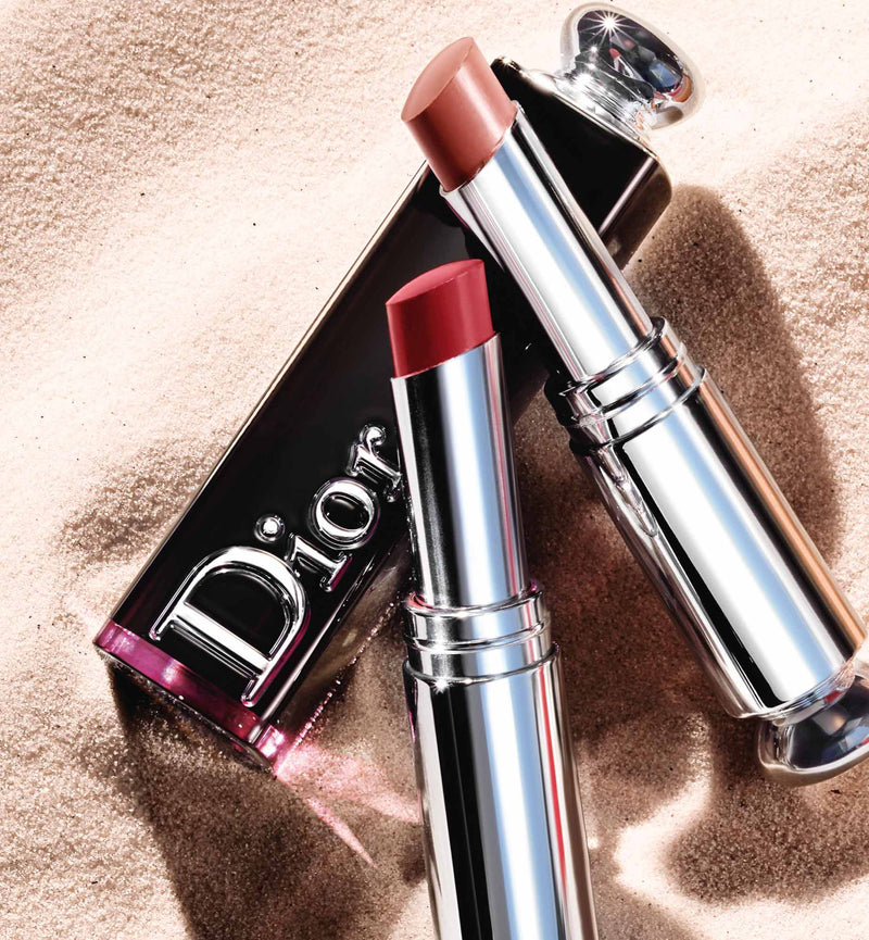 Lacquer Stick Liquified shine, saturated lip color, weightless wear