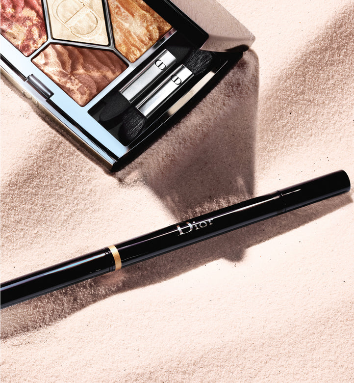 Felt-Tip & Kohl Kajal Eyeliner Duo - Precision and Long Wear - Water-Resistant