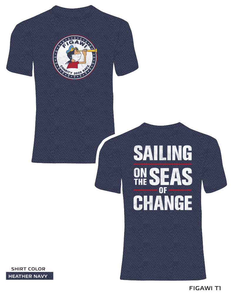 Seas of Change T-Shirt
