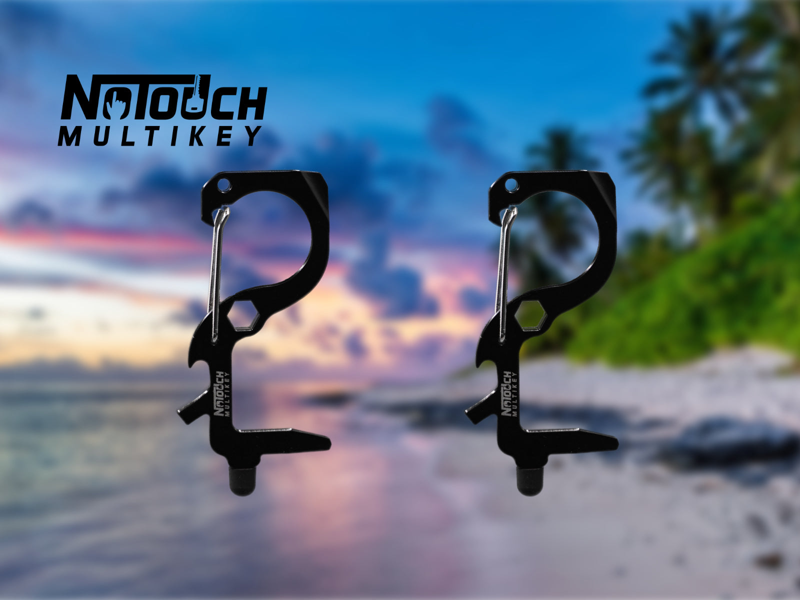 No Touch MultiKey - 2 Pack