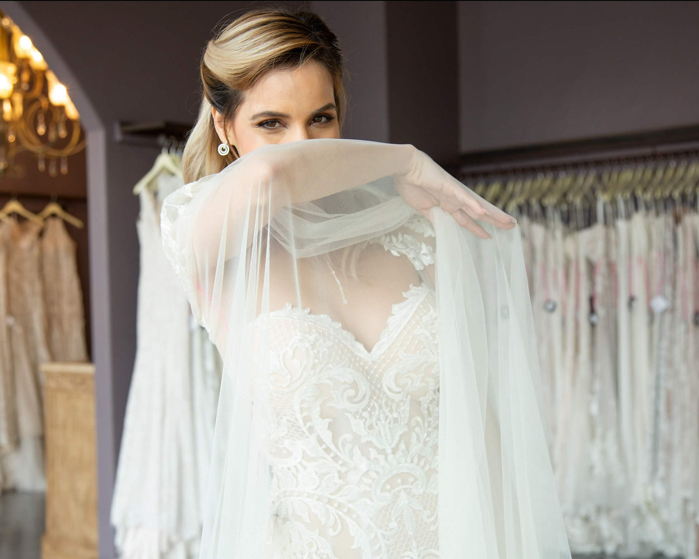 5 Tips for Finding the Right Veil to Match Your Dress