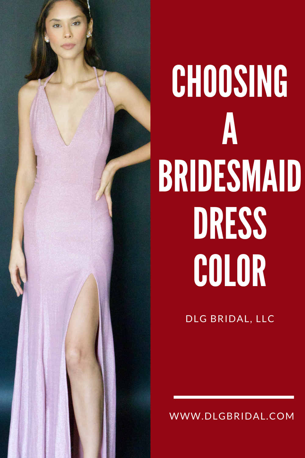 Tips For Choosing Bridesmaid Dress Colors