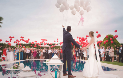 Picking The Right Color Scheme For Your Wedding