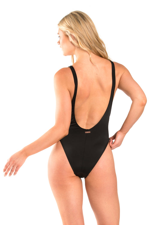 Bay Watch Plunge BLACK