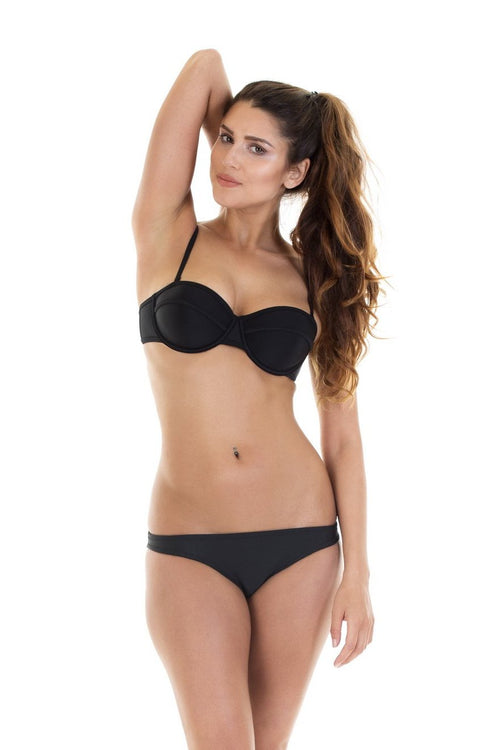 Neoprene Push Up Top