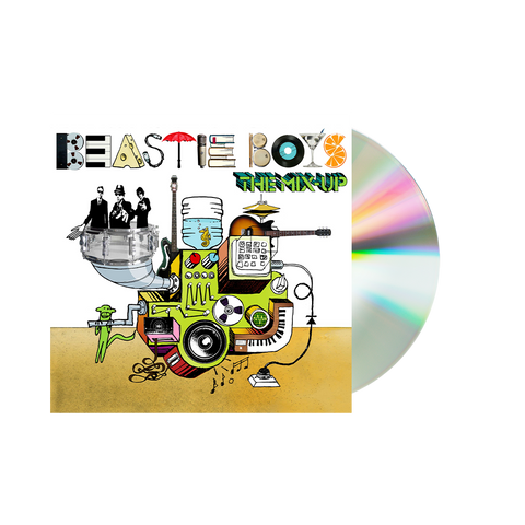 The Mix-Up Instrumental CD