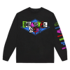 Multi-Logo Long Sleeve Shirt