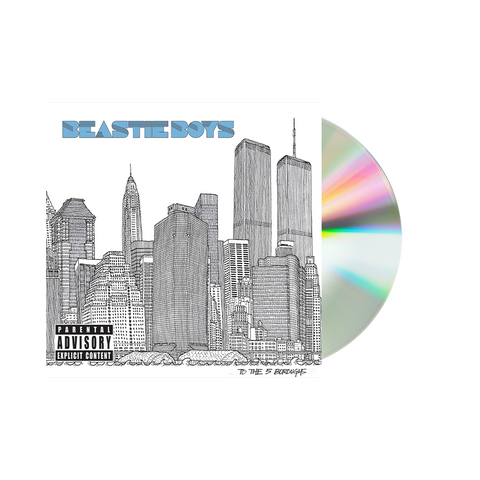 To The 5 Boroughs CD