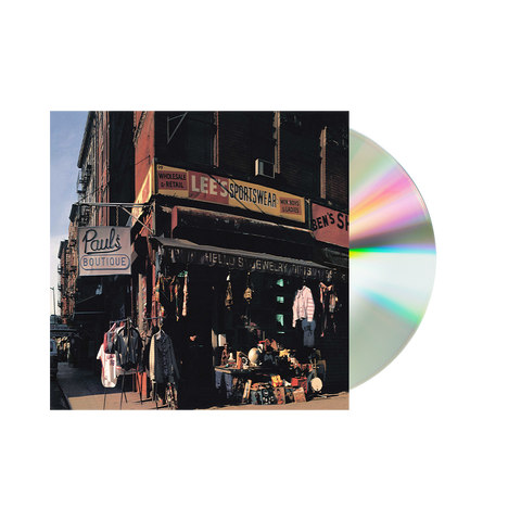 Paul's Boutique CD