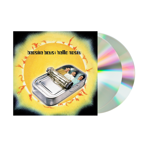 Hello Nasty Remastered 2CD
