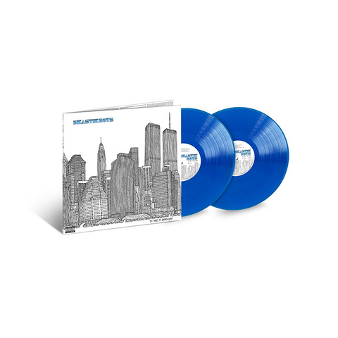 To The 5 Boroughs Limited Edition Blue 2LP