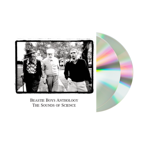 Anthology: The Sounds of Science 2CD