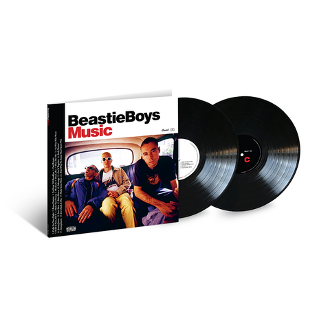 Beastie Boys Music Gatefold 2LP