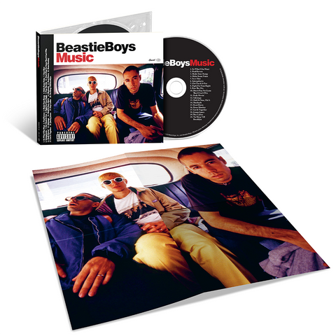 Beastie Boys Music CD