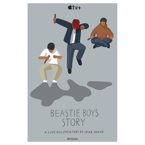 "Beastie Boys Story ""Jump"" Poster"