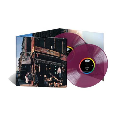 Paul's Boutique Limited Edition Violet 2LP
