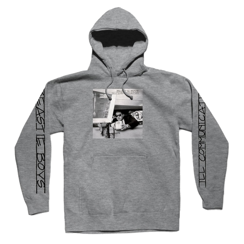 Ill Communication Grey Hoodie