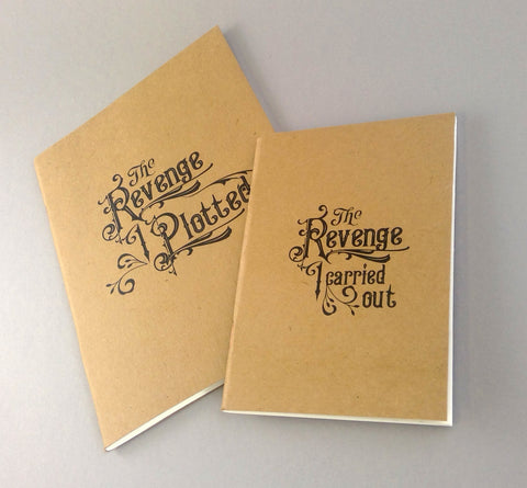 Revenge Notebooks
