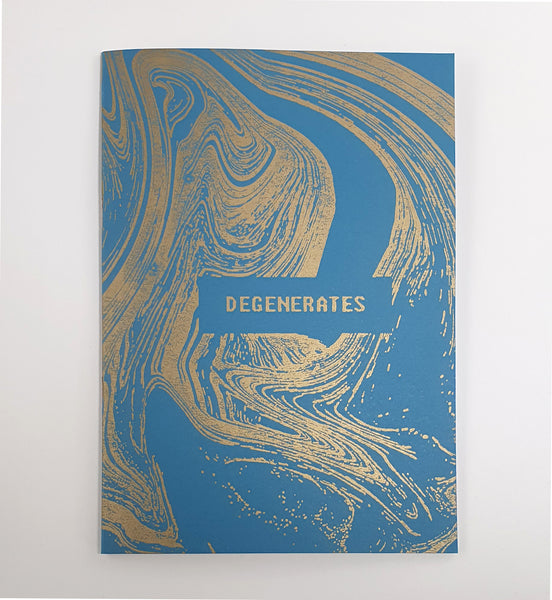 Degenerates Booklet