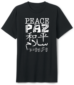 World Peace - Abdullah Bros Tee
