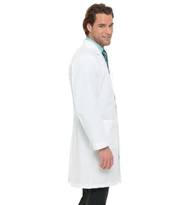 Landau Men's Full Length Lab Coat