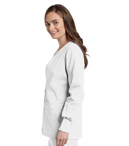 Landau Women's Cardigan Warm-Up Jacket