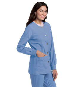 Landau Women's Snap Front Jacket