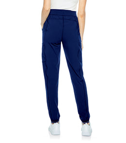 Urbane Women's Impulse Interlock  Jogger With Elastic Hem