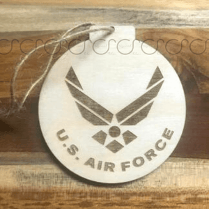 Air Force Military Ornament