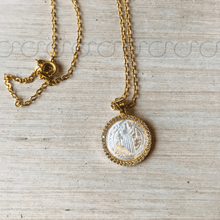 Load image into Gallery viewer, Pearl St. Benedict Necklace