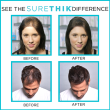 Load image into Gallery viewer, SureThik® Hair Thickening Fibers (15g / 0.53oz)