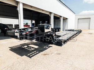 Kalyn Siebert VersaMAXX 50 Ton (Bus Trailer) Hydraulic Neck RGN